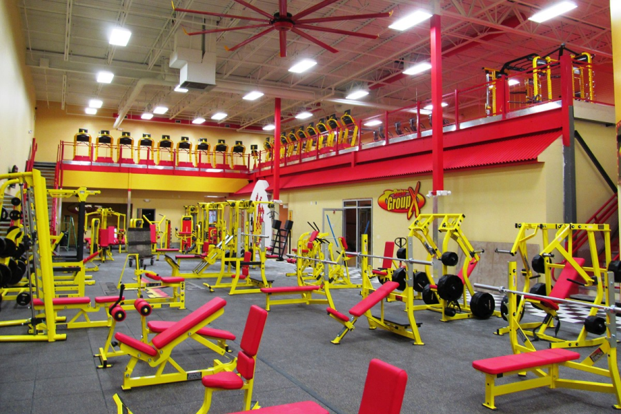 Retro Fitness Lacey Forked River Nj Grace Material Handling