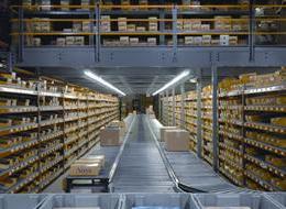 Storage Mezzanine